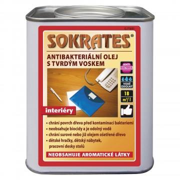 Antibakteriální olej s...