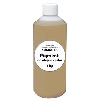Pigmenty do olejů