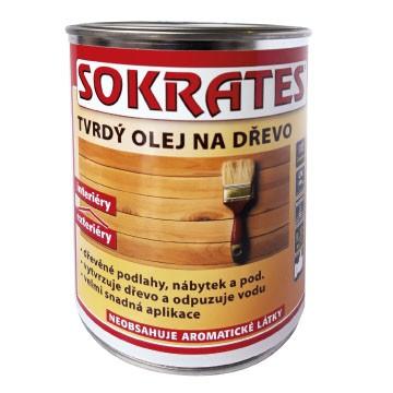 Tvrdý olej na dřevo