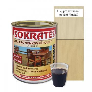 Olej pro venkovní použití