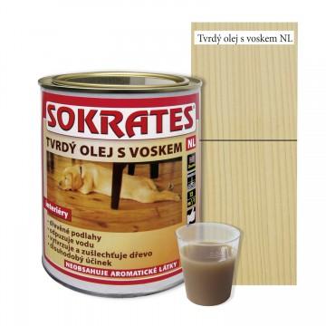 Tvrdý olej s voskem NL