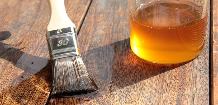 Dobré rady pro oleje a vosky
